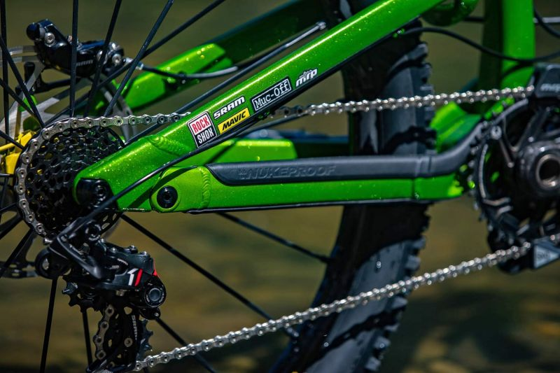 Nukeproof Mega Sam Hill Works Edition Limitiert 50 Stück