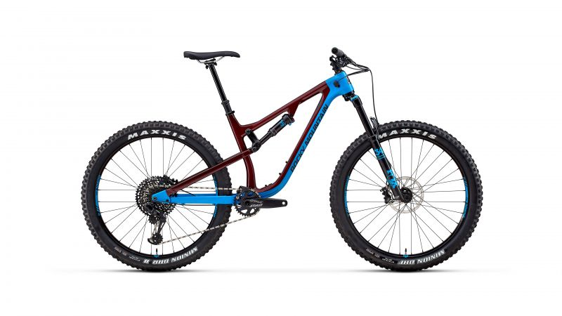 Rocky Mountain Pipeline Carbon 50 XL