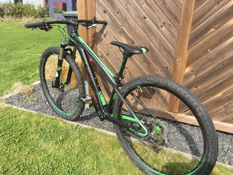 "Cube HPC 29"" Carbon (Cross Country) Fast Neu!"