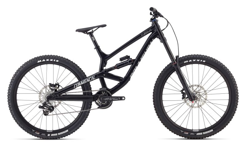 Commencal Furious Origin schwarz 2018