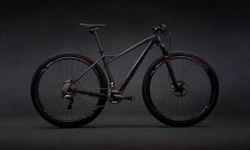 Specialized S-Works Fate Carbon 29 2015, Carbon-Mountainbike