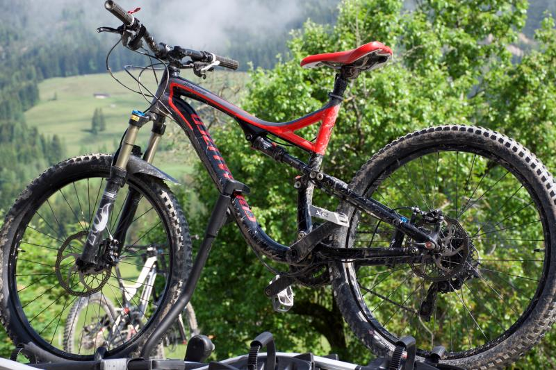 Specialized Stumpjumper FSR Elite 2012