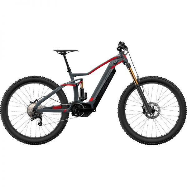 Devinci DC NX/GX EU GREY/RED EURO