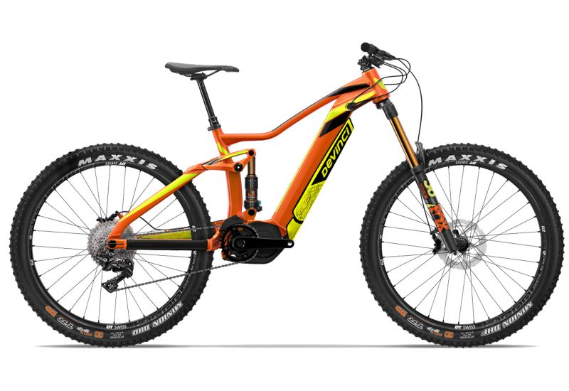 Devinci AC XT EU ORANGE/GREEN EURO
